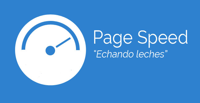 web page speed: