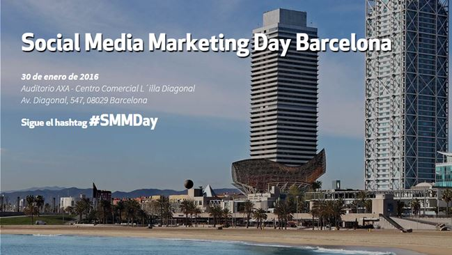 Portada Social Media Marketing Day Barcelona