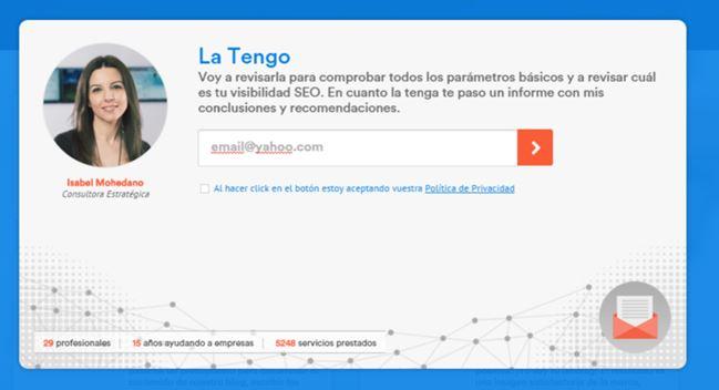 clientes de Webpositer